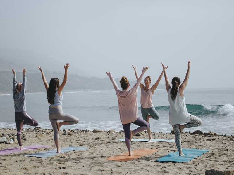 yoga and meditation retreat lake district