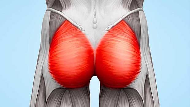 Do you have pain in your lower back or knees? Your bum could be the cause!